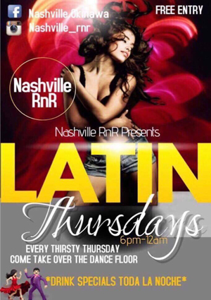 Latin Thursdays at Nashville